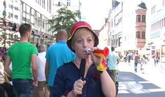 News.de-Redakteurin Ines Weißbach freut sich als einzige über die Frauen-WM. (Foto)