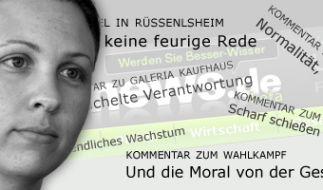 News.de-Redakteurin Katharina Schlager. (Foto)