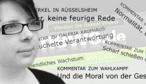 News.de-Redakteurin Ulrike Bertus. (Foto)