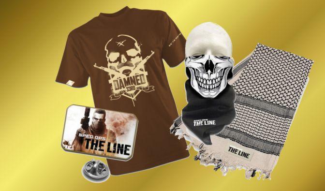 News.de verlost Fanpakete zum Videospiel Spec Ops: The Line. (Foto)