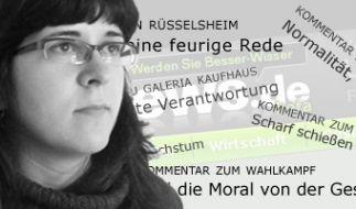 news.de-Volontärin Juliane Ziegengeist (Foto)