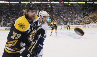 NHL: 4:0 - Boston düpiert Vancouver erneut (Foto)