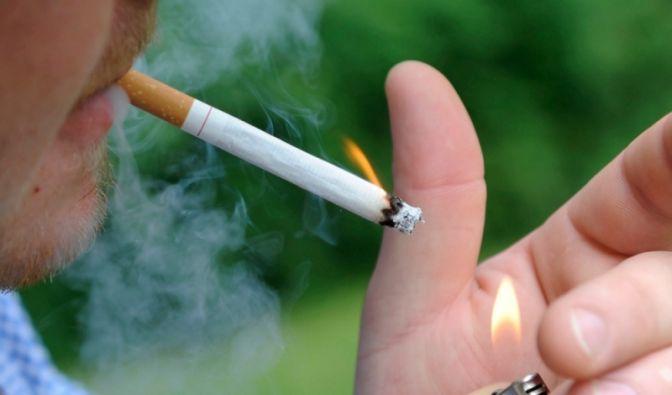 Nichtraucher (Foto)