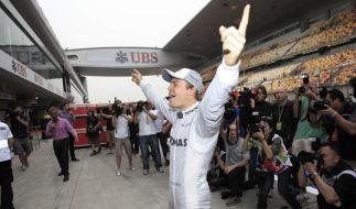 Nico Rosberg: «Das ist absolut aufregend» (Foto)