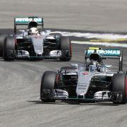 Hamilton siegt in Mexiko vor Rosberg - WM-Entscheidung vertagt (Foto)