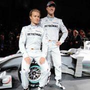DARUM profitiert Nico Rosberg immer noch von Schumi (Foto)