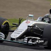 Nico Rosberg siegt in Japan - Mercedes holt Team-Titel (Foto)