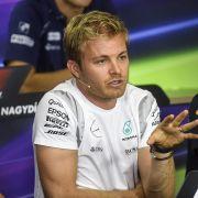 Nico Rosberg verlängert seinen Vertrag. (Foto)
