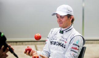 Nico Rosberg (Foto)