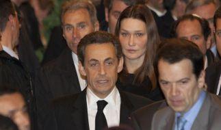 Nicolas Sarkozy (Foto)