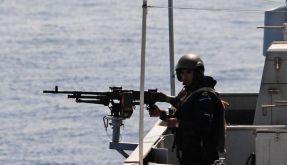 Niederländer bei der Befreiung der «MV Taipan» (Foto)