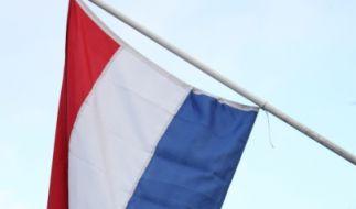 Niederlande Flagge (Foto)