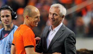 Niederlande: Letzte Titelchance für Sneijder und Co.? (Foto)