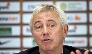 Niederlande startet mit 20 Spielern in EM-Vorbereitung (Foto)