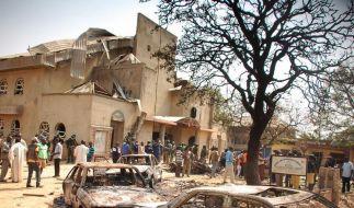 Nigerianische Kirchen im Visier von Islamisten (Foto)