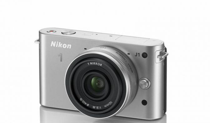 Nikon stellt erste Systemkameras vor (Foto)