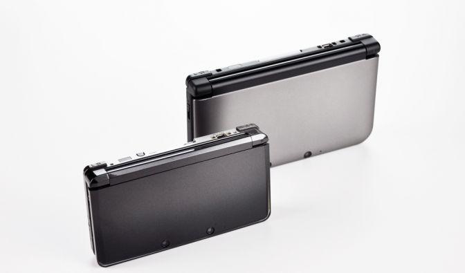 Nintendo 3DS XL (Foto)