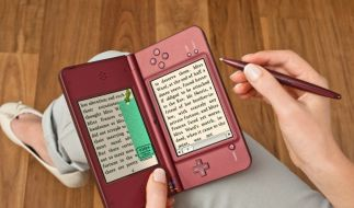 Nintendo DSi XL (Foto)