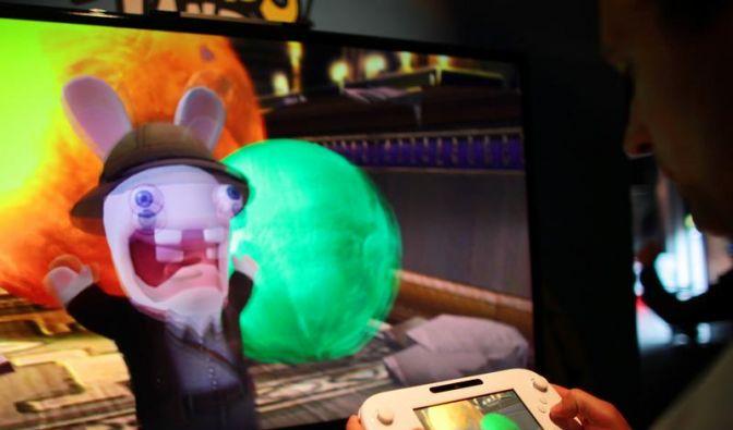 Nintendos neue Konsole Wii U kommt zum Weihnachtsgeschäft (Foto)