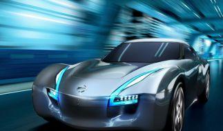 Nissan bringt Elektrosportwagen nach Genf (Foto)