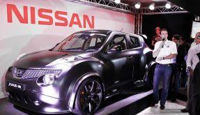 Nissan Juke-R (Foto)