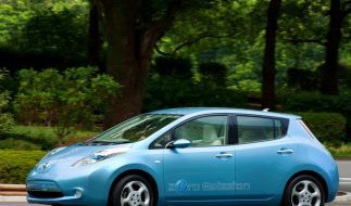 Nissan Leaf (Foto)