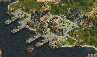 Noch steckt Anno Online in der geschlossenen Testphase. Vermutlich wird das Spiel 2013 für alle Interessierten zur Verfügung stehen. (Foto)
