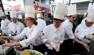 Noch mehr als 5000 freie Ausbildungsplätze in Industrie und Handel (Foto)