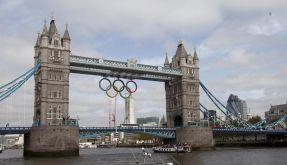 Noch ein Monat: London startklar für Olympia (Foto)