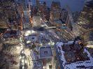 Noch immer New Yorks größte Baustelle - und die größte Wunde der Stadt: Ground Zero. (Foto)