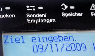 Noch nicht Schluss mit dem Faxen - trotz E-Mail (Foto)