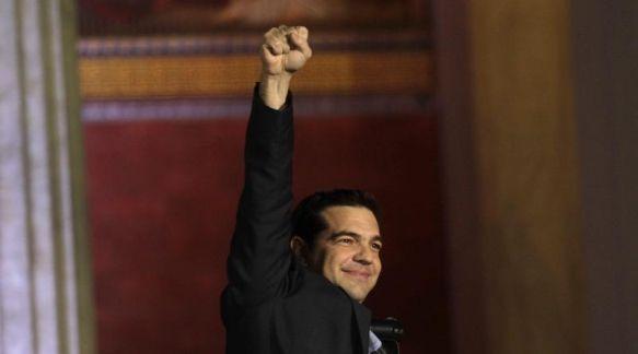 Sieg von Syriza in Athen