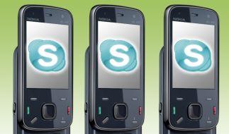Nokia Skype (Foto)