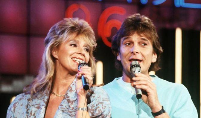 Norbert Berger, der Sänger von Cindy und Bert, ist tot. (Foto)