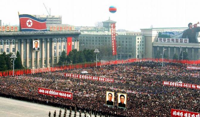 Nordkorea bricht Gespräche über Atomprogramm ab (Foto)