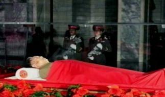 Nordkorea: Millionen trauern um Kim Jong Il (Foto)