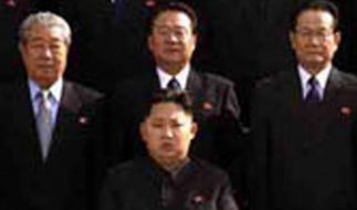 Nordkorea zeigt Foto von Kim Jong Un (Foto)