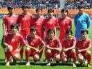 Nordkoreas Fußball-Frauen für Olympia qualifiziert (Foto)