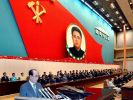 Nordkoreas Machthaber ernennt Sohn zum General (Foto)