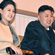 Nordkoreas Machthaber Kim Jong Un und seine Frau Ri Sol Ju sind möglicherweise Eltern geworden.