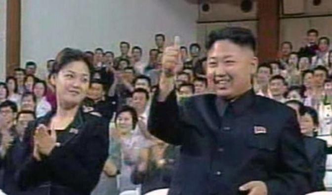 Nordkoreas Medien bestätigen: Kim ist verheiratet (Foto)