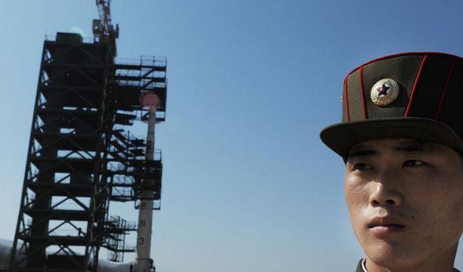 Nordkoreas Raketenstart ist fehlgeschlagen. (Foto)
