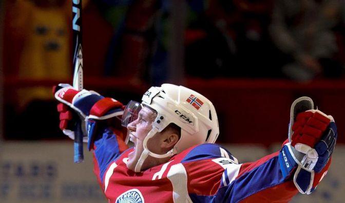 Norwegen bei WM auf Viertelfinalkurs (Foto)