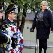 Norwegen gedenkt der Opfer der Breivik-Massaker (Foto)