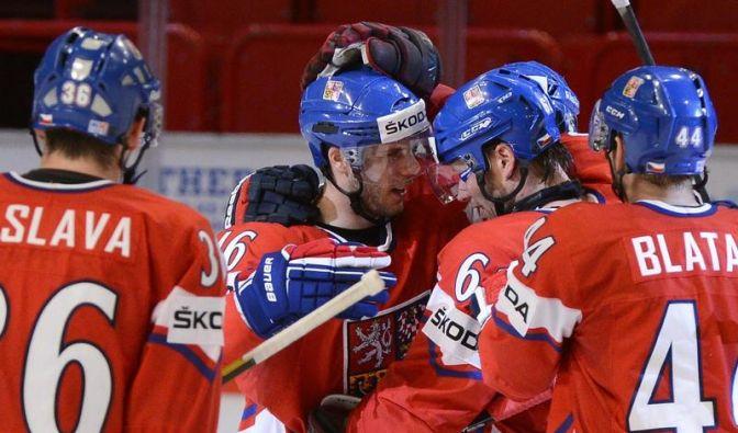 Norwegen verpasst Überraschung gegen Tschechen-Stars (Foto)