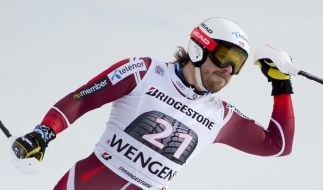 Norweger Kjetil Jansrud war in Wengen bereits am Freitag in der Superkombination siegreich. (Foto)