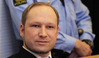 Norwegischer Attentäter Breivik zurechnungsfähig (Foto)