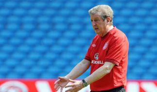 «Notarzt» Hodgson muss Englands Lazarett aufpäppeln (Foto)