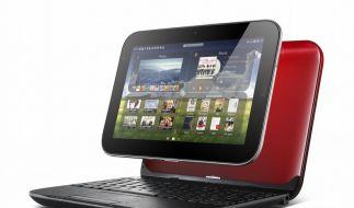 Notebook und Tablet-Computer in einem (Foto)