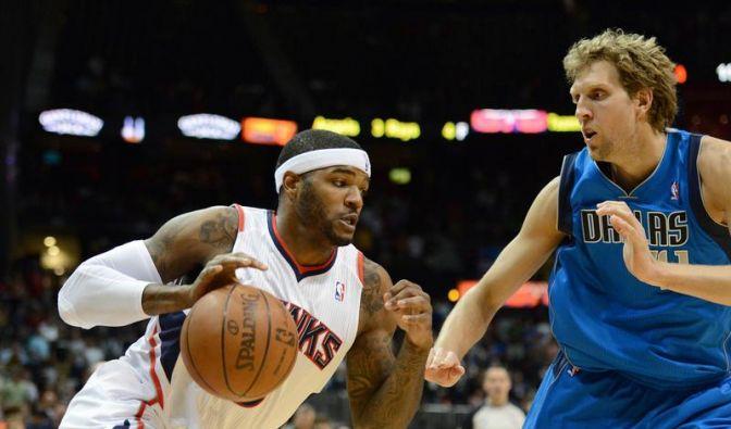 Nowitzki und Mavericks verlieren in Atlanta (Foto)